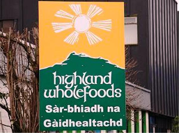 Higland wholefoods