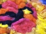 Felting/dyeing